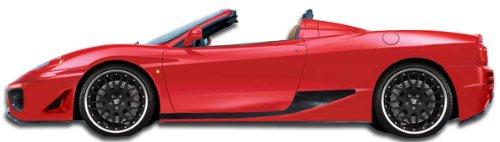 2000-2004 Ferrari 360 Modena Carbon Creations F-1 Spec Side Skirts Rocker Panels - 2 Piece (Overstock)