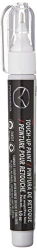 Genuine Mazda 0000-92-A3E Touch-Up Paint , Classic Red Clearcoat