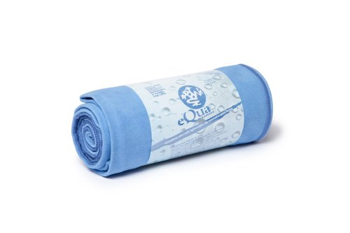 UPC 846698005282, Manduka eQua Yoga Mat Towel, Fresca