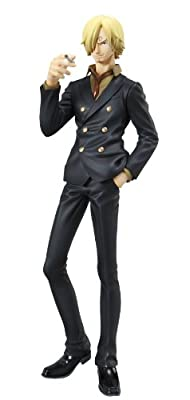 Megahouse Portrait of Pirates: Sanji EX Model 1-Piece PVC Figure by Megahouse