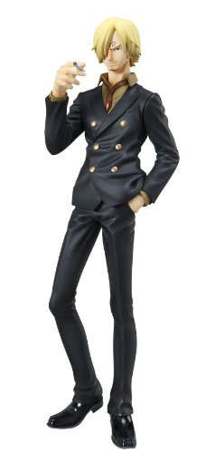 Megahouse Portrait of Pirates: Sanji EX Model 1-Piece PVC Figure