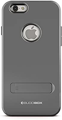 Amazon.com: Carcasa para iPhone 6 Shield Series Buddibox con ...