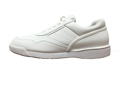 Mens Rockport M7100 Pro Walker White/White reliable for sale 2014 cheap online great deals cheap online xkWa81mI