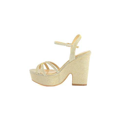 Roberta Martini Mujer zapatos con correa