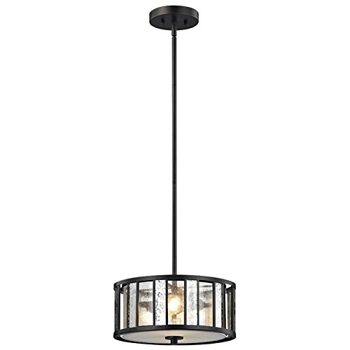 Z-Lite Z14-57P-C 3 Light Pendant, Bronze ()
