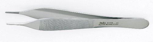 - Miltex 6-112 Hudson Dressing Forceps, Serrated, 4-3/4