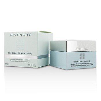 Givenchy Hydra Sparkling Moisturizing and Embellishing Foam Mask, 2.5 Ounce