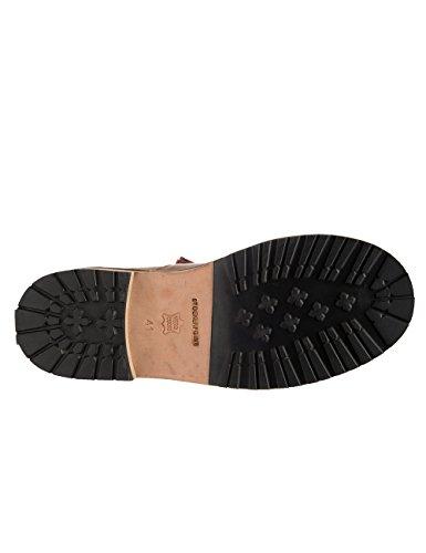 Stockerpoint Schuh 6082, Scarpe Basse Uomo Braun (Bison)