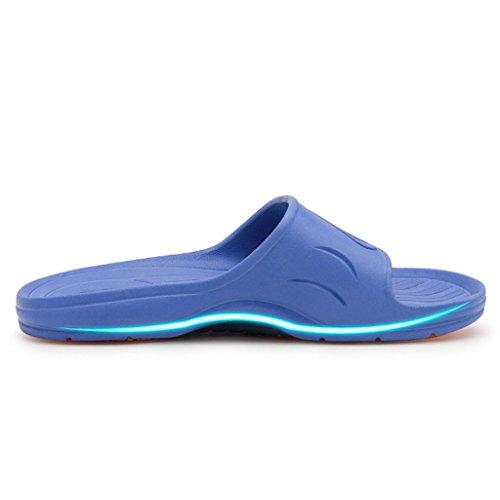 us5 planas uk3 7 5 baño EVA nuevas us8 zapatillas uk7 46 mujeres 35 41 amantes 5 12 40 Azul verano XIE TIANYINI embarazadas 2018 11 9 antideslizante zapatillas ducha q4Cx7aUz