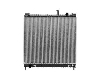 Crash Parts Plus Front Radiator Assembly for Infiniti QX56, Nissan