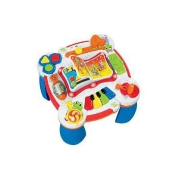 LeapFrog Learn and Groove Musical Table Activity Center by ...