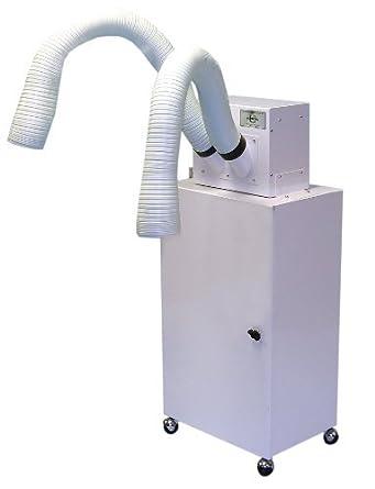 Portátil filtro de aire, extractor de humos sistema de ventilación ...