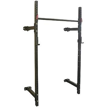 Amazon Com Valor Fitness Bd 20 Folding Wall Mounted Squat