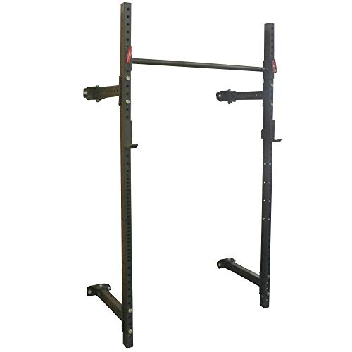 "Titan T-3 Series Tall Folding Power Rack | 21.5"" Depth 