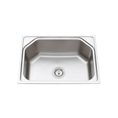 10x Matte Finish Stainless Steel Sink 24 X 18 X 9 Inch Medium Amazon In Home Improvement