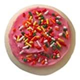 Lofthouse Pink Frosted Cookie, 1.35 Ounce -- 15 per case.