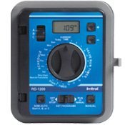 Irritrol Rain Dial RD600-INT-R 6 Station Indoor Irrigation Controller