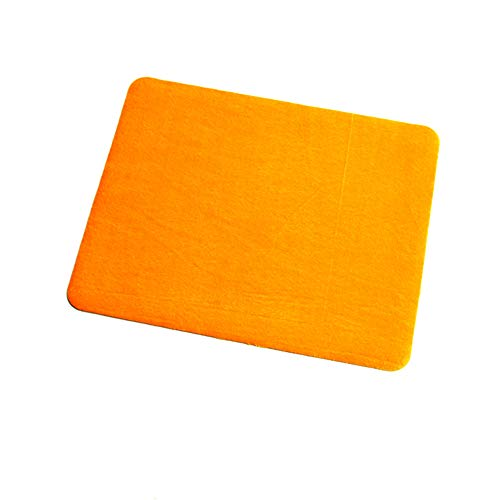 Kingmagic Card Mat (Yellow, 41W32L) Close Up Magic Accessory Card Magic Poker Magic Tool