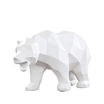 Winpavo Dekoartikel Skulpturen Nordic Minimalistischen Geometrischen