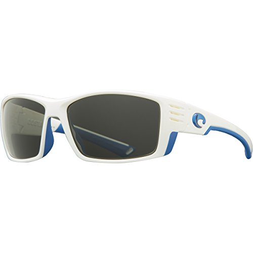 Mar gafas Logo CZ sol Grey de nbsp;opaco Nueva W del Cortez para Costa Blue Lens Frame White 01 hombre E0nqAH