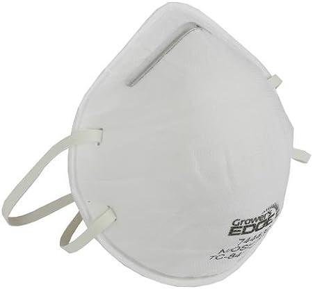 disposable respirator mask