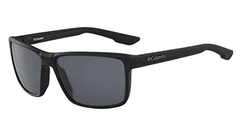 Sunglasses Columbia HAZEN 418 MATTE COLLEGIATE NAVY/SMOKE