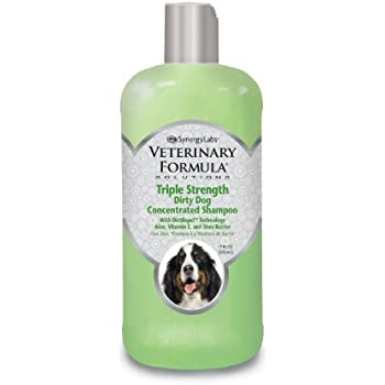 Pet Whitening Shampoos : Amazon.com: Veterinary Formula