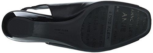 Dress Sandal Black Women's Anne Harietta Pump Klein Synthetic SBaw6Otq