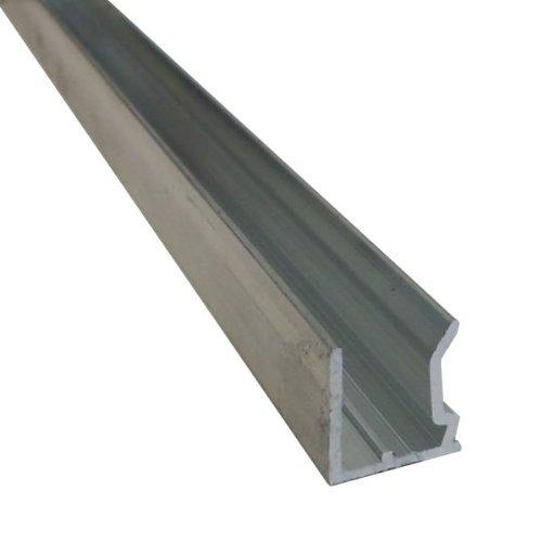 Andreas Ponto Abschlussprofil 1050 mm für Stegplatten 10 mm, 1 Stück, 425095580076