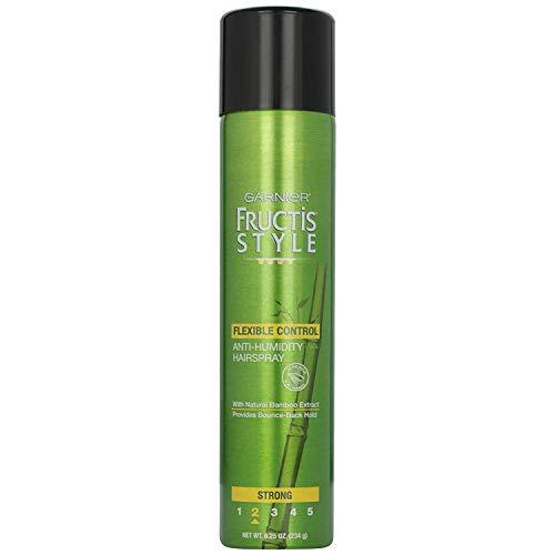 Garnier Fructis Style Anti-Humidity Hairspray Flexible Control 8.25 oz (Pack of 2)