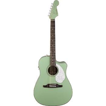 fender sonoran sce surf green acoustic electric guitar musical instruments. Black Bedroom Furniture Sets. Home Design Ideas