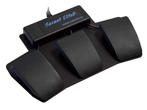 Kinesis Savant Elite2 Programmable Triple Foot Pedal (FP30A)