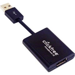 Clickfree TRANSFORMER SE (SPEC EDITION)BACKUP COMPUTER TO AN (Computer / Hard Drives & Backup)
