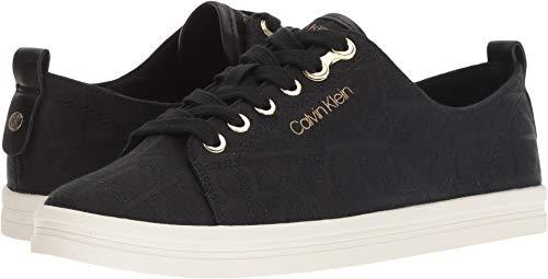 Calvin Klein Women's Michaela Black Jacquard 8.5 M US M ()