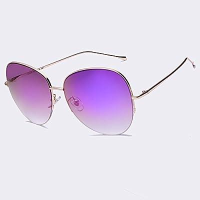 258638f81a617 eacute;t eacute; du de air Semi de eacute;tallique acirc;ti TIANLIANG04  Senza surdimensionn lunettes ...
