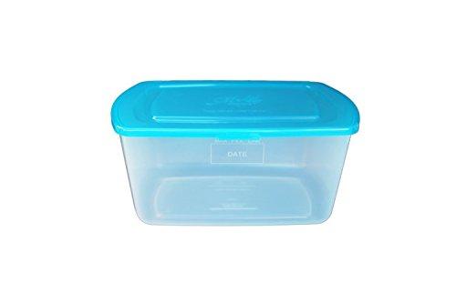 Gallon Plastic Container (Mr Lid Premium Food Storage Container, Gallon)