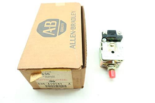 ALLEN BRADLEY 836-A101X1 Pressure Control Switch 85PSI 600V-AC SER A D655700