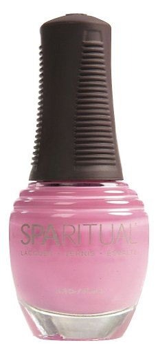 SpaRitual Airy Sopranos Nail Lacquer - Love Is In The Air - 0.5 oz