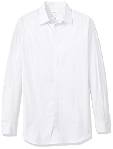 Calvin klein men 39 s big and tall infinite cool solid shirt for Big and tall cool shirts