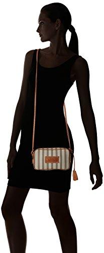 Timberland TB0M5407, Bolso Bandolera Para Mujer Beige (COCONUT SHELL)
