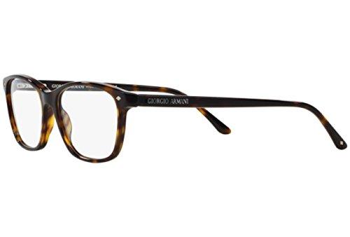 Giorgio Armani Montures de lunettes 7021 Pour Femme Black, 52mm 5026   Tortoise ... 60f28ad8245d