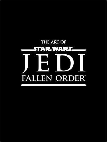 Art Book Star Wars Jedi: Fallen Order okładka