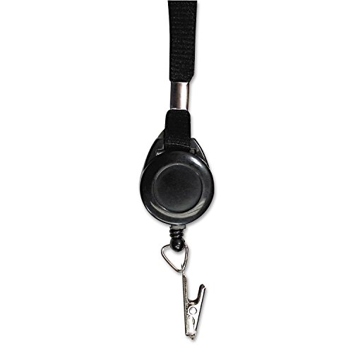 (AVT75549 - Advantus Lanyards with Retractable ID Reels )
