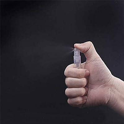 Amazon.com: ENINE 6 unidades Mini atomizador recargable para ...