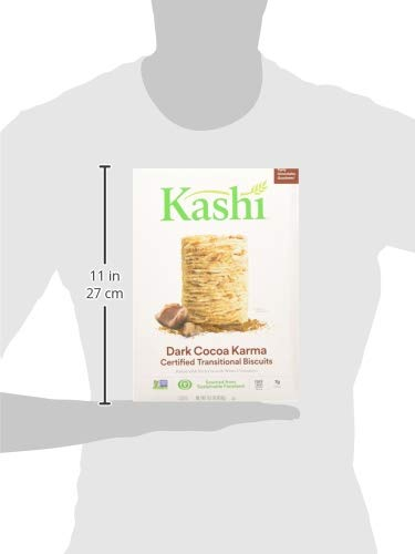 Kashi Organic Promise Cereal (dark Cocoa Karma), 16.100000000000001 Ounce (pack Of 12) by Kashi (Image #6)