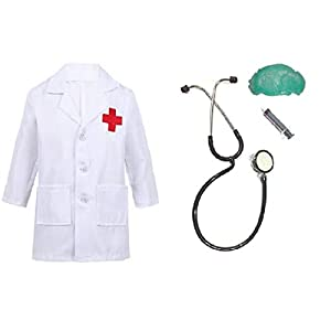 Shopluvonline Unisex Red Cross Doctor...