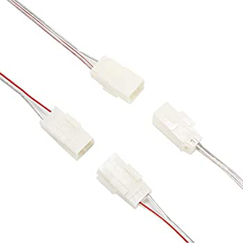 Speaker Wiring Harnesses Electronics RED WOLF for Dodge Ram Jeep ...