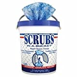 Scrubs-In-A-Bucket Handcleaner 72/Pail, Sold As 6 Pallet