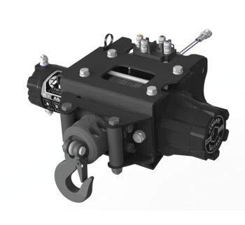KFI Products Plug-N-Play 3500-S Assault Series Winch for Polaris 12-18Scrambler 850/XP 1000/XP 850, 15-18 Sportsman 450/570, 12-18Sportsman Touring 550/570/850 and 15-18Sportsman X2 570 Models