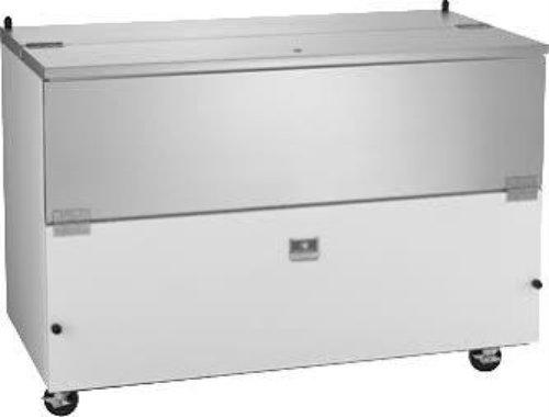 Kelvinator KCMC58RW 58'' Milk Cooler, Cold Wall, 16 Case, 24.0 cu. ft. School Milk Cooler by Kelvinator